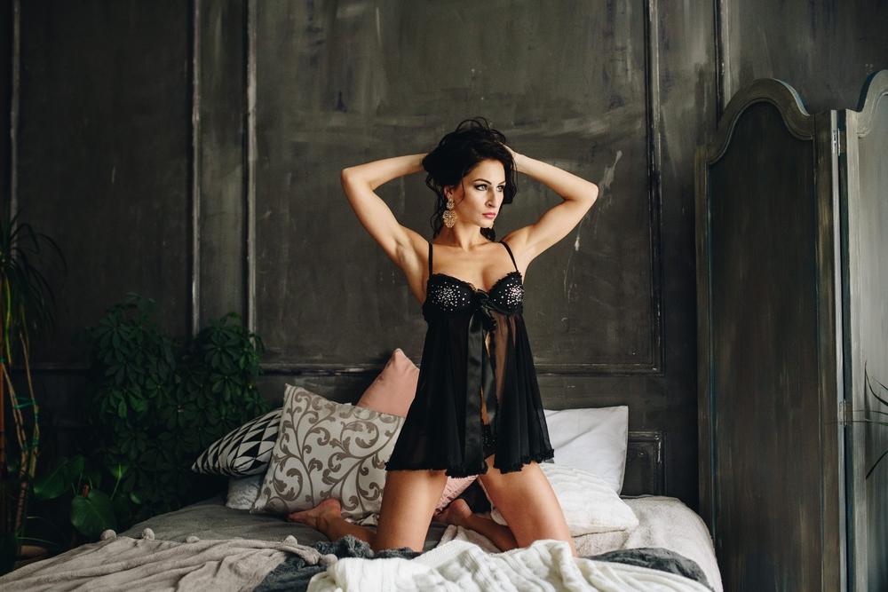 W łóżku także możesz wyglądać elegancko