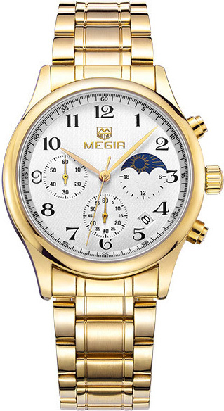 jak nosić złoty zegarek