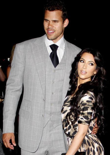 Kim Kardashian i Kris Humphries