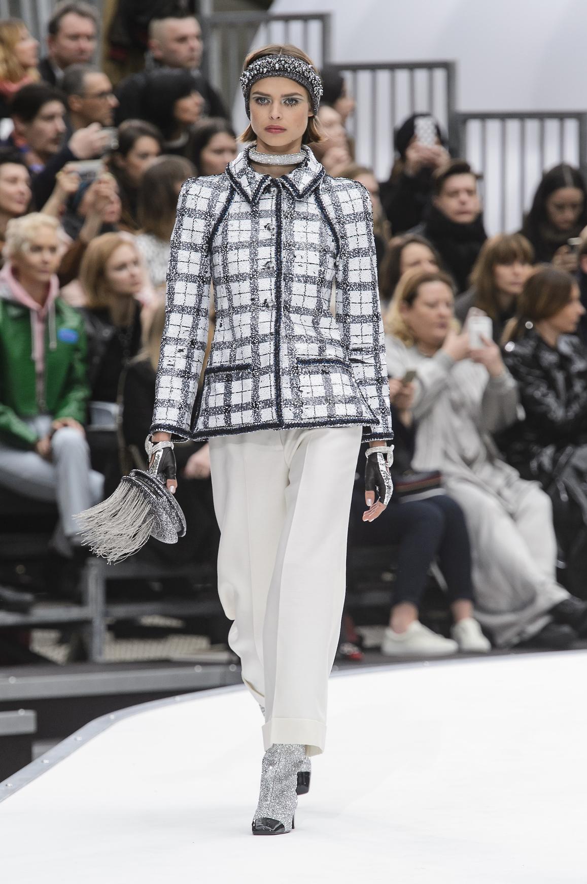 Chanel kolekcja  F/W 2017