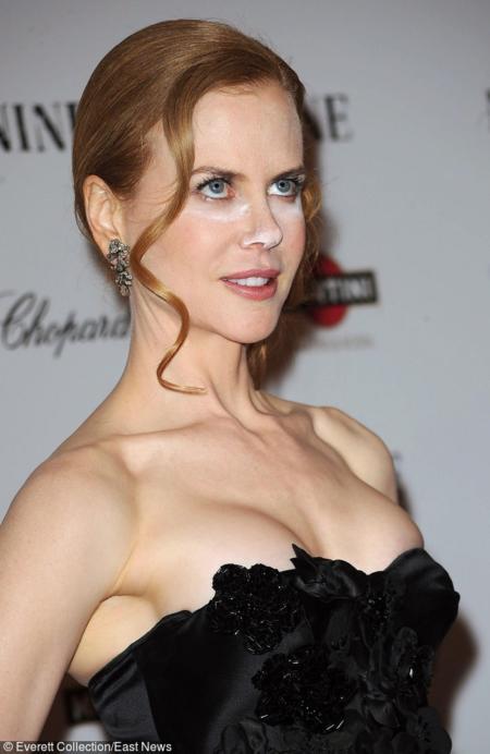 ...jak i Nicole Kidman