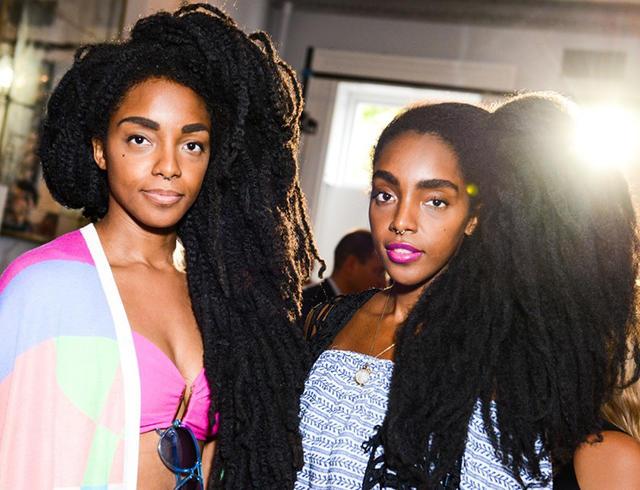 Cipriana Quann i TK Wonder – poznaj bliźniaczki z bujnym afro