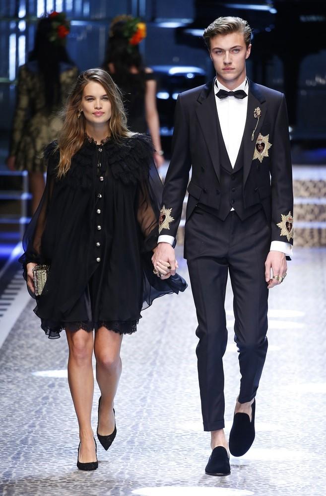 Dolce & Gabbana MFW 2017/18