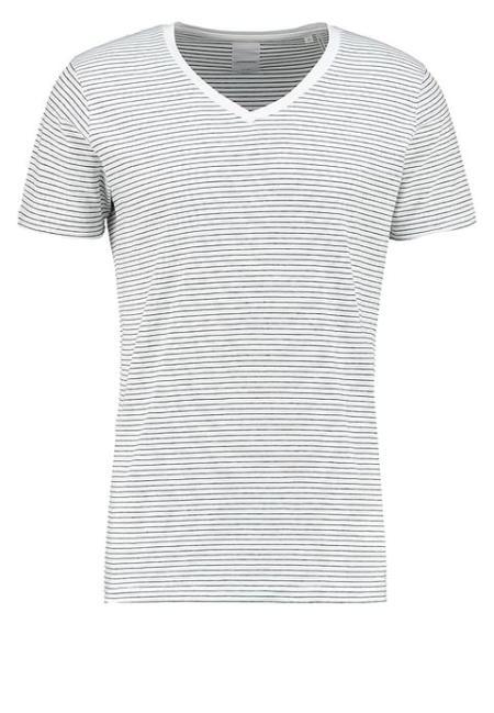 T-shirt w paski