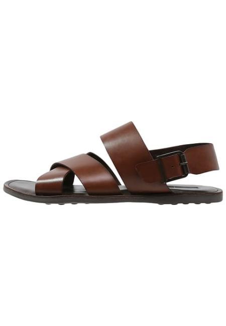 skórzane sandały