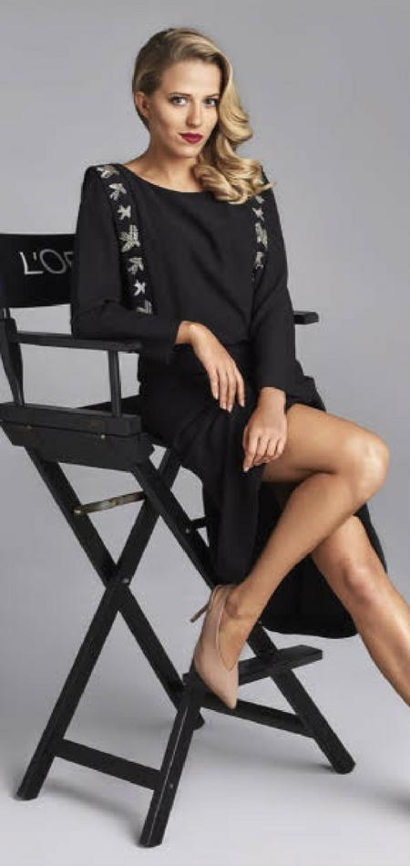 Jessica Mercedes L'Oreal