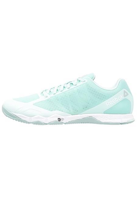 Jasno zielone buty sportowe