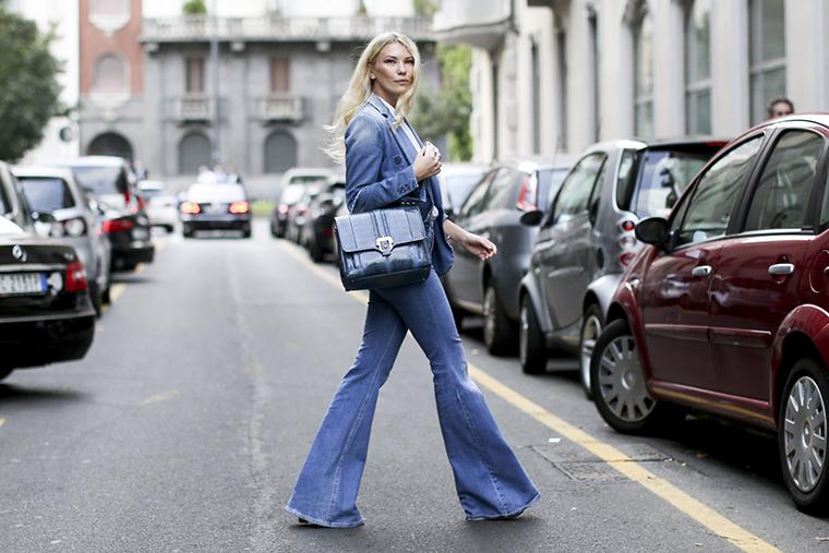 Jak przemycić jeans w biurowym dress kodzie