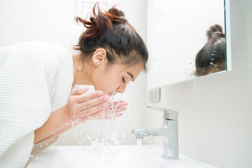 Double cleansing- krok po kroku
