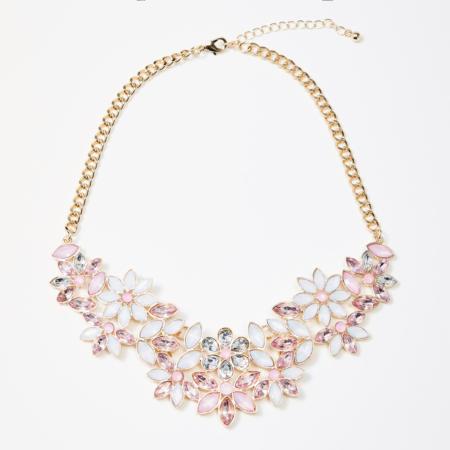 Biżuteria z kwiatowym motywem