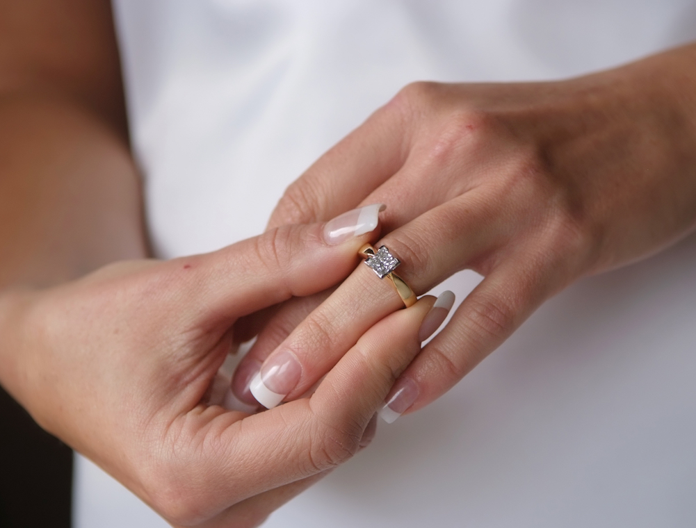 Pierścionek Zaręczynowy Na Którym Palcu Stylowo I Modnie Z Allani
