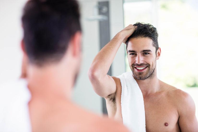 Włosy Męskie Stylizacja I Pielęgnacja Praktyczne