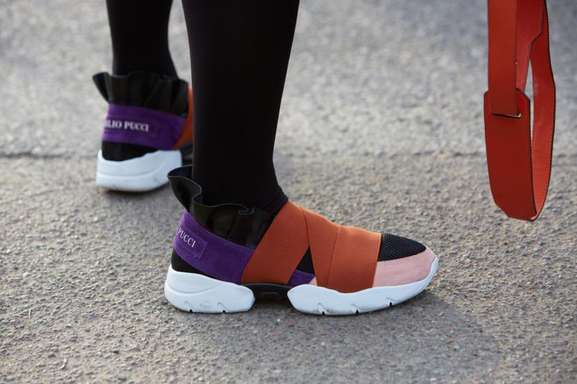 Ortopedyczne sneakersy