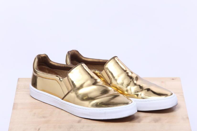 Metaliczne złoto