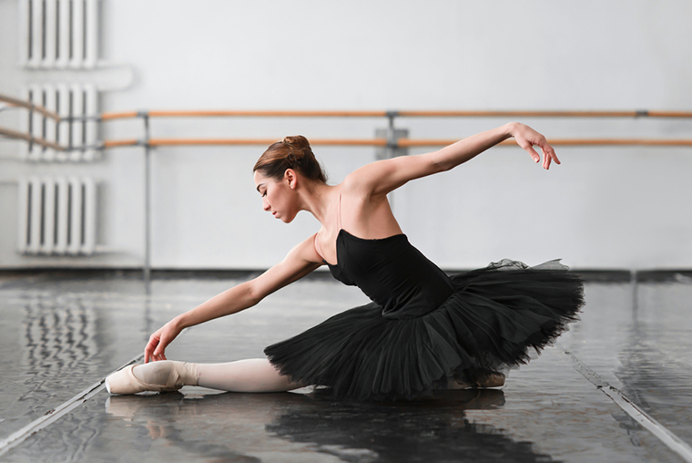 Baletowy styl to najgorętszy trend tego sezonu
