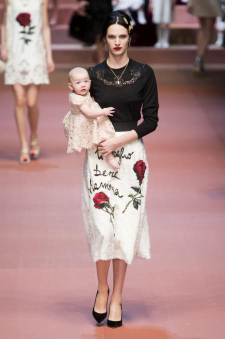 Dolce&Gabbana F/W 2015/2016
