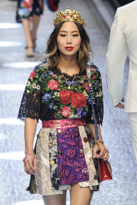 Dolce&Gabbana F/W 2017/2018