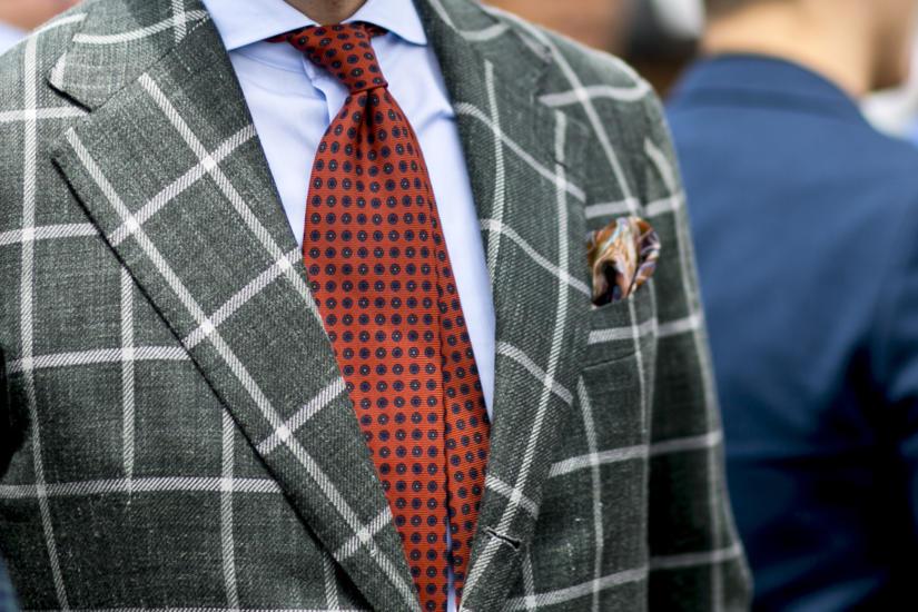 A Ty ile krawatów masz w swojej szafie?