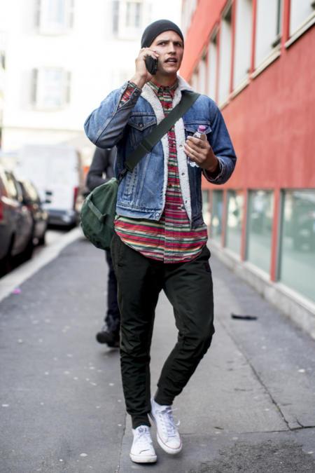 Kurtka z jeansu to idealna propozycja do casualowych looków