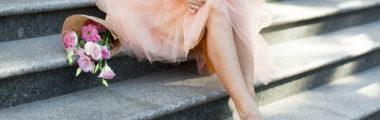 Spódnica tiulowa świetnie zastąpi wieczorową suknię