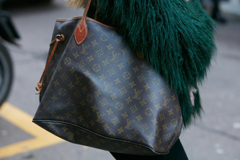 Idealna miejska torebka od Louis Vuitton