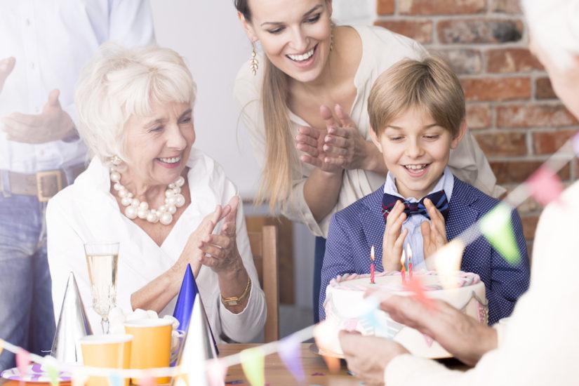 co założyć na uroczystość rodzinną
