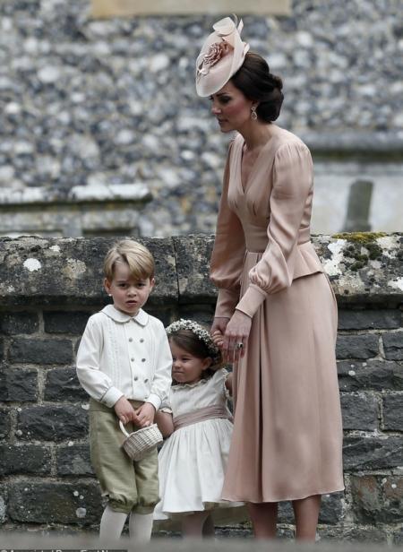 Księżna Kate w eleganckiej stylizacji