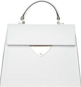 Biały kuferek