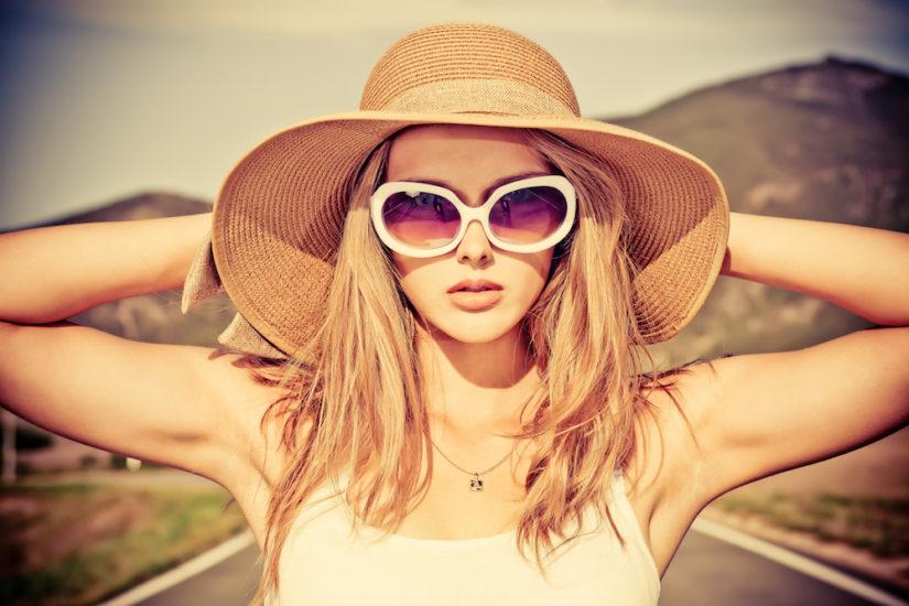 słońce i ochrona skóry