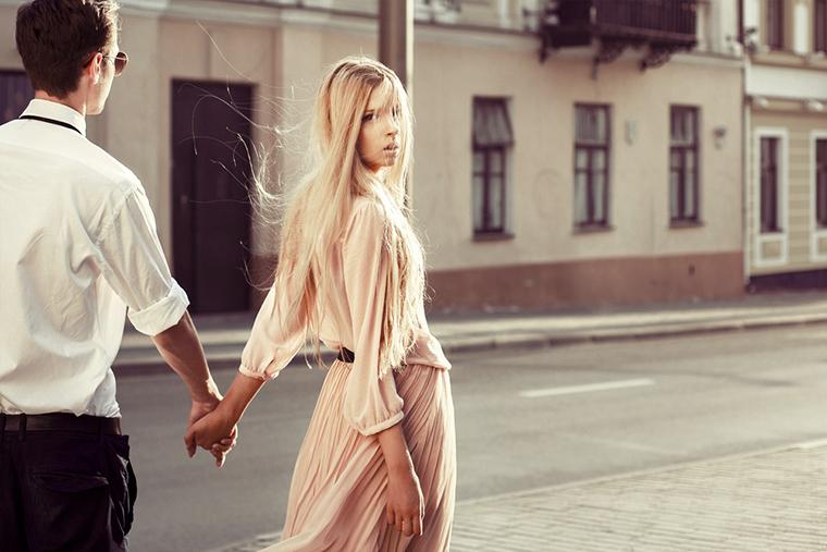 Sukienka boho będzie idealna na randkę