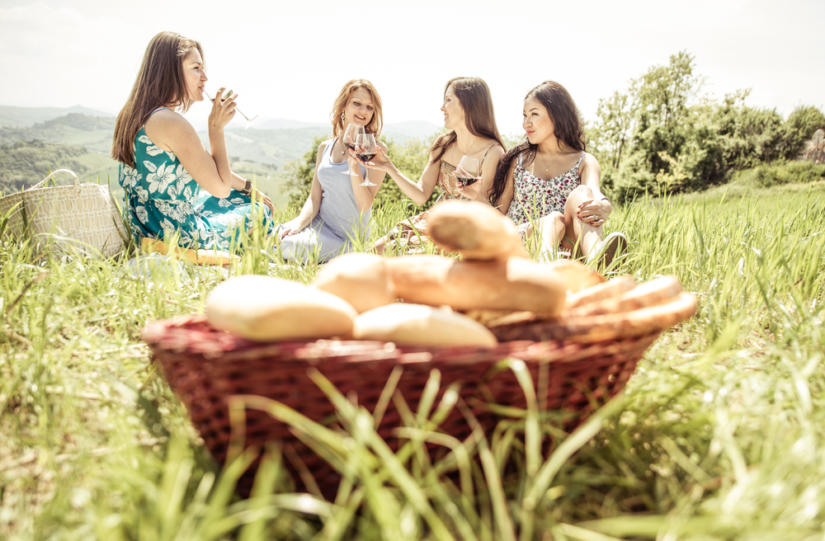 Urządź piknik w plenerze