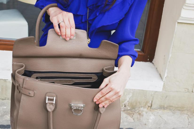 Oryginalna torebka jest perfekcyjna w każdym calu