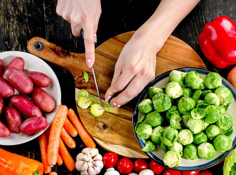 Warzywa zawierają wiele cennych substancji dla naszej skóry