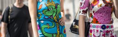 sukienka kolorowa do 100 lat