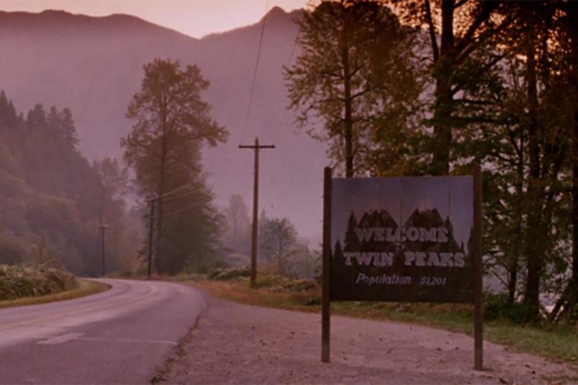 """Moda z """"Miasteczka Twin Peaks"""""""