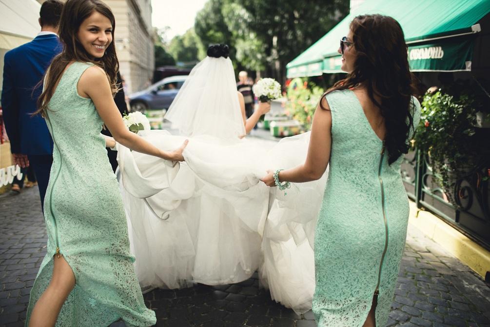 sukienki dla druhny