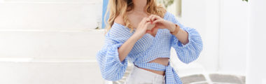 stylizacje blogerek na lato