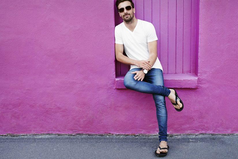 klapki i sandały męskie