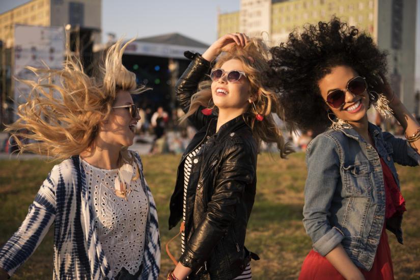 Na muzycznych festiwalach coraz częściej, oprócz muzyki liczy się moda
