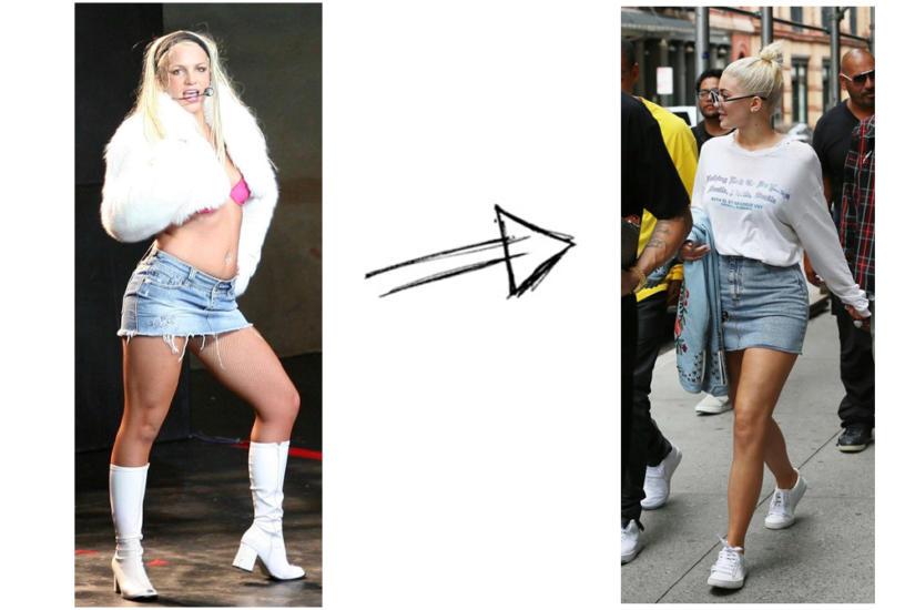 Britney Spears & Kylie Jenner