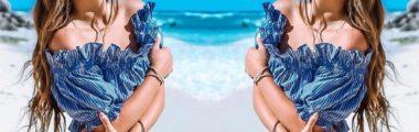 bluzka hiszpanka podbija instagram