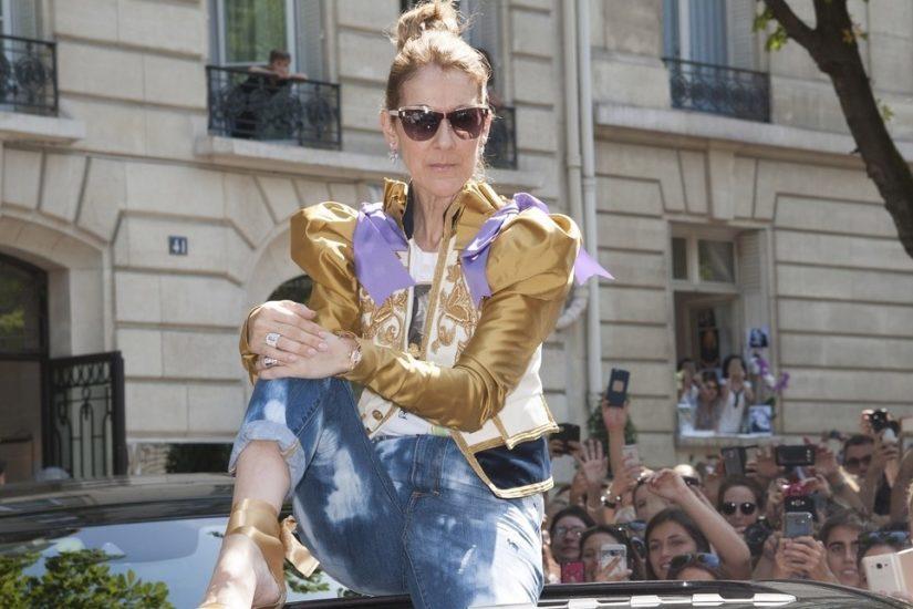 nowy styl Celine Dion