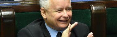 jarosław kaczyński styl