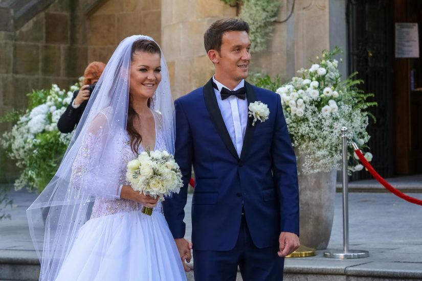 Agnieszka Radwańska i Dawid Celt wzięli ślub