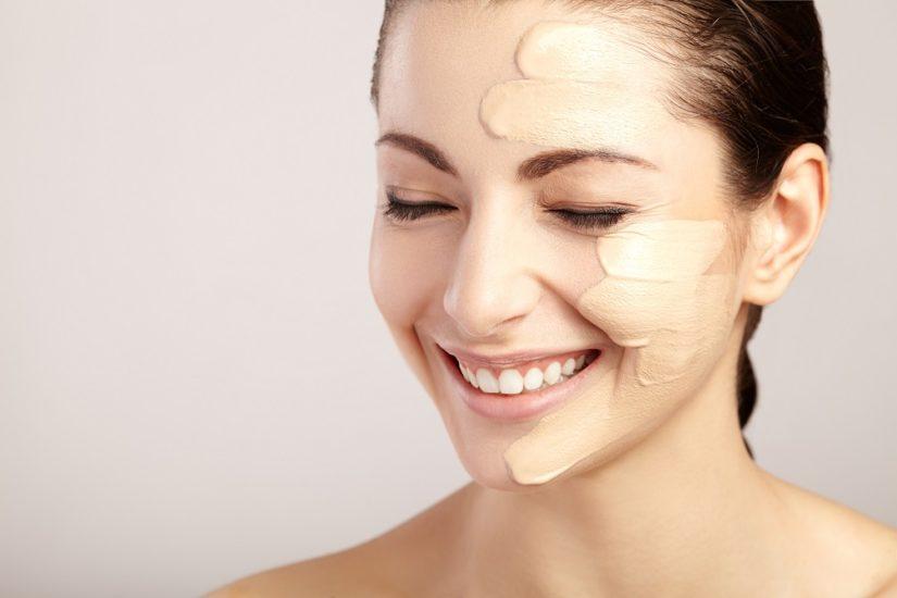kosmetyk do makijażu podkład