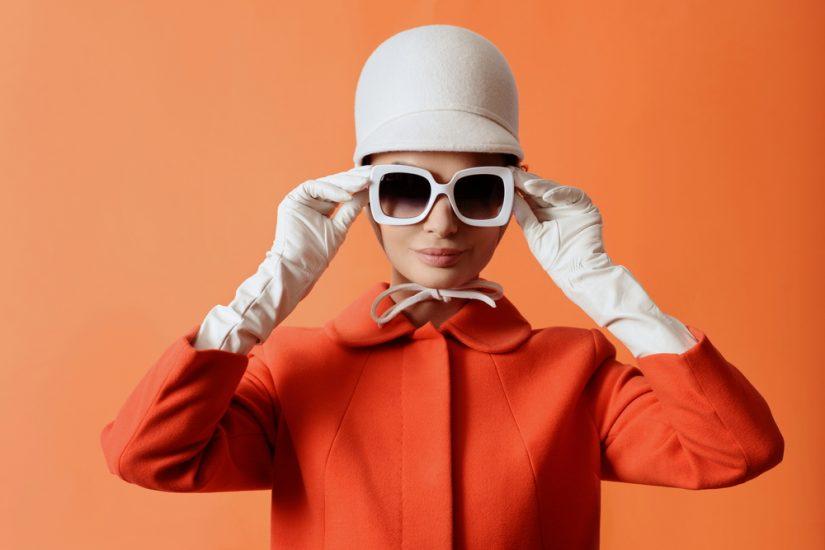 lata 60 moda charakterystyka