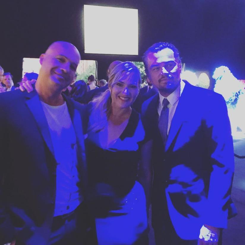 Kate Winslet, Billy Zane i Leonadro DiCaprio ponownie razem!