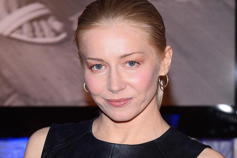 Katarzyna Warnke stawia na naturalny make up