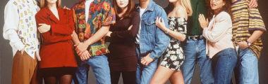 Aktorzy serialu Beverly Hills 90 210 są ikonami mody lat 90