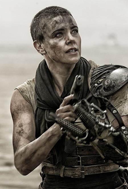 Kadry z filmu Mad Max: Fury Road